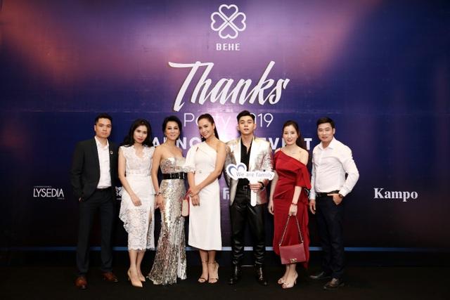 BEHE Việt Nam công bố MC Nguyễn Cao Kỳ Duyên trở thành đại sứ thương hiệu HEBORA - 5
