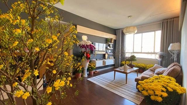 Không gian tổ ấm mới ngập tràn sắc hoa đón Tết của hoa hậu HHen Niê - 7