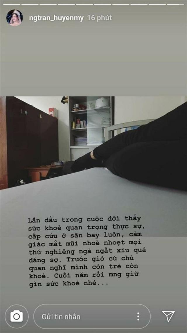 Báo động sức khoẻ sao Việt trước Tết: dàn mỹ nhân liên tục ngất xỉu - 3
