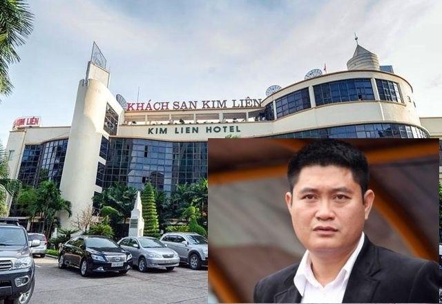 Sau bom tấn nghìn tỷ, bầu Thuỵ rời ghế Chủ tịch Khách sạn Kim Liên - 1