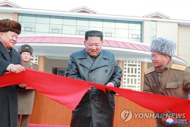 Ảnh hiếm bên trong khu nghỉ dưỡng suối nước nóng của Triều Tiên - 9