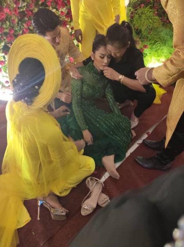 Báo động sức khoẻ sao Việt trước Tết: dàn mỹ nhân liên tục ngất xỉu - 6