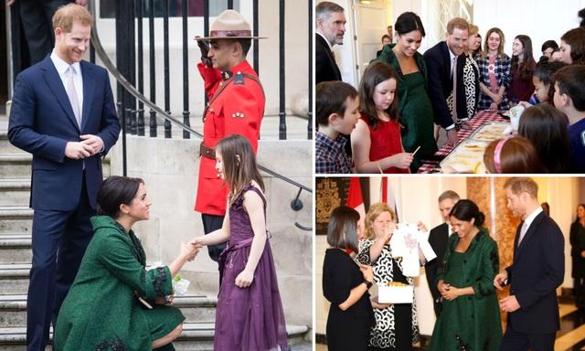 Canada hút khách hơn bởi cặp đôi Hoàng tử Harry-Meghan - 1