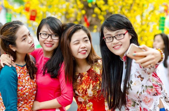 Tết Việt trên đất Mỹ: Tết ở trong tim những người con xa xứ - 4