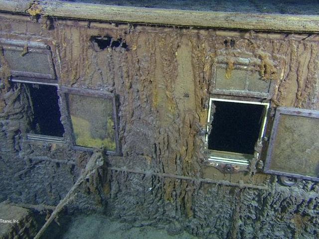Tranh cãi việc trục vớt kho báu của tàu Titanic dưới đáy biển - 3