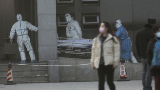 Trung Quốc xác nhận 9 người chết, 440 người nhiễm viêm phổi lạ  - 1