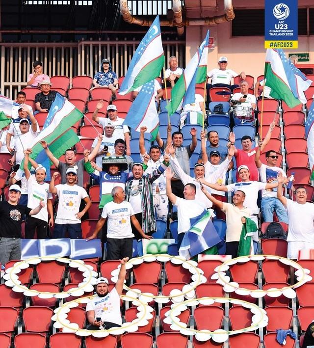 U23 Saudi Arabia 1-0 U23 Uzbekistan: Tấm vé dự Olympic đầu tiên - 2