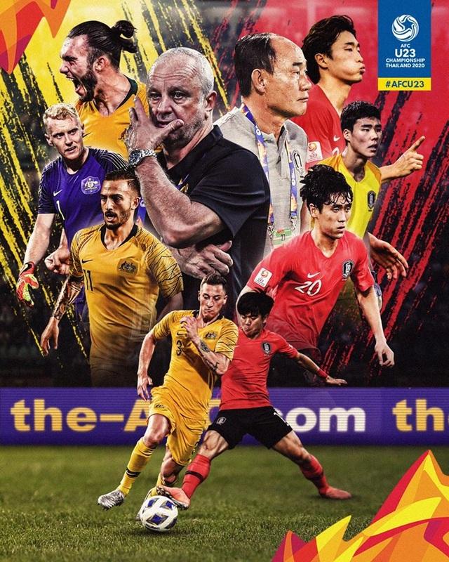 U23 Australia 0-2 U23 Hàn Quốc: Chiến thắng thuyết phục - 11