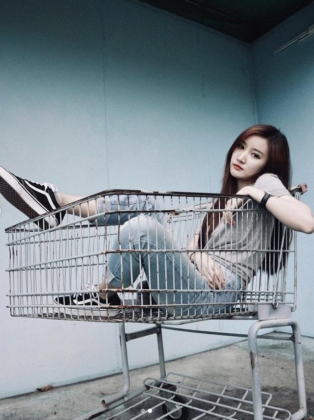 Ảnh: Hot girl Lào xinh đẹp và được biết đến nhiều nhất tại Hàn Quốc - 5