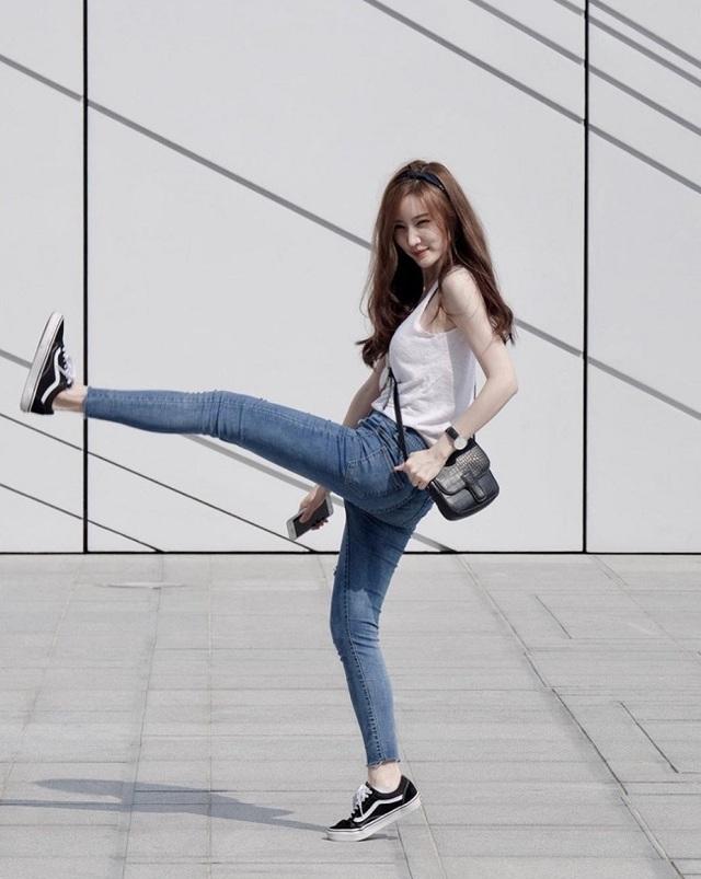 Ảnh: Hot girl Lào xinh đẹp và được biết đến nhiều nhất tại Hàn Quốc - 7