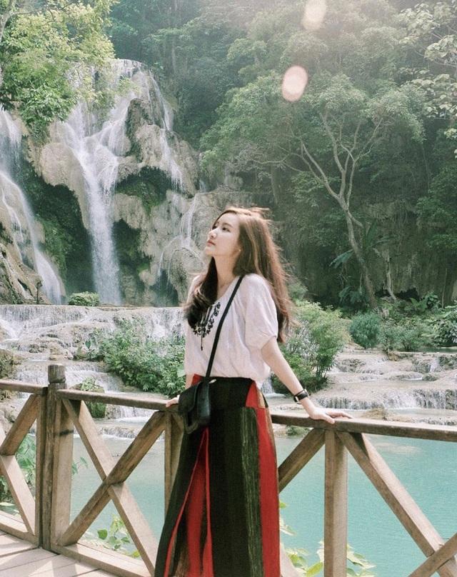 Ảnh: Hot girl Lào xinh đẹp và được biết đến nhiều nhất tại Hàn Quốc - 8