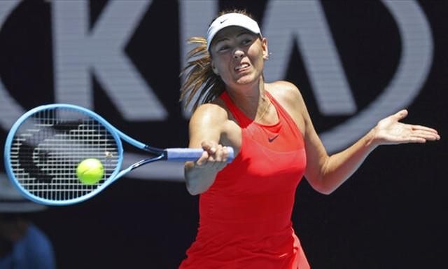 Australian Open: Nadal thắng dễ dàng, Sharapova rời cuộc chơi sớm - 2