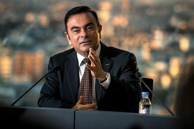 Cựu chủ tịch Carlos Ghosn: Nissan có thể sẽ phá sản trong vòng 2-3 năm - 4