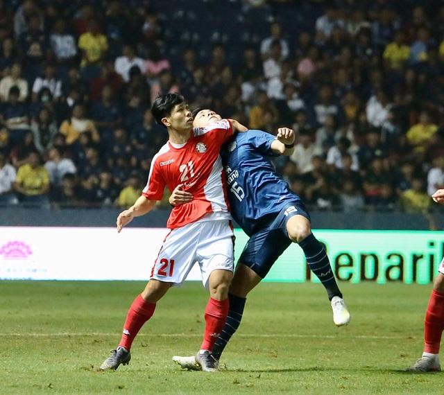 Công Phượng trải lòng về trận ra mắt CLB TPHCM tại giải châu Á - 1