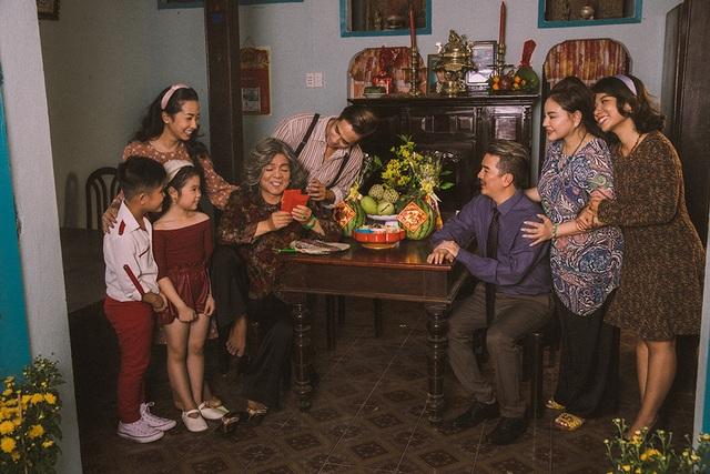 Đàm Vĩnh Hưng thèm không khí gia đình sum họp - 3