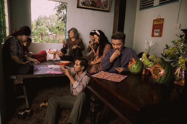 Đàm Vĩnh Hưng thèm không khí gia đình sum họp - 16
