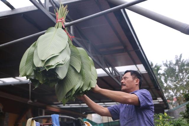 Mổ lợn gói bánh chưng đón Tết ở Đồng Tâm - 8