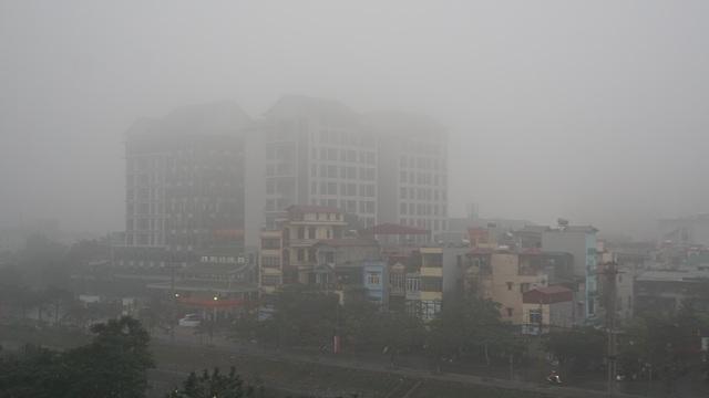 Ngày mai miền Bắc xuất hiện mưa phùn và sương mù - 1