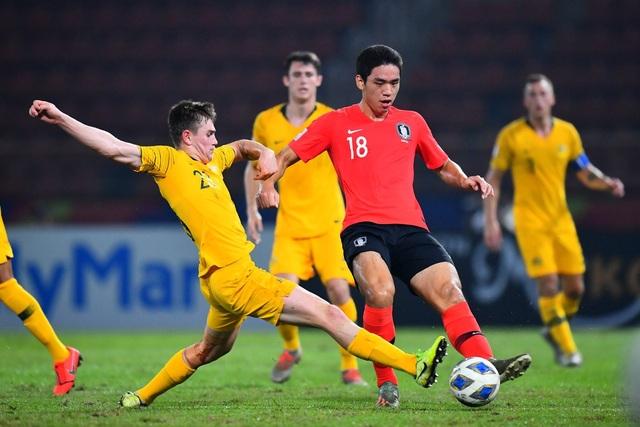 U23 Australia 0-2 U23 Hàn Quốc: Chiến thắng thuyết phục - 2