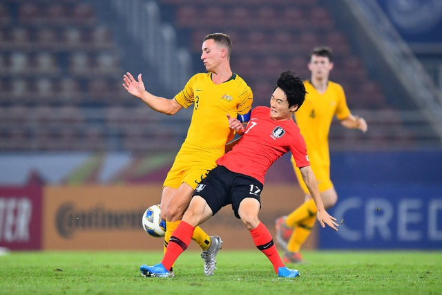 U23 Australia 0-2 U23 Hàn Quốc: Chiến thắng thuyết phục - 4