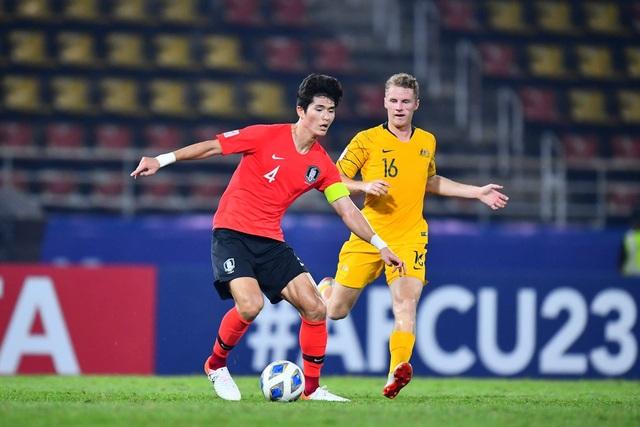 U23 Australia 0-2 U23 Hàn Quốc: Chiến thắng thuyết phục - 3