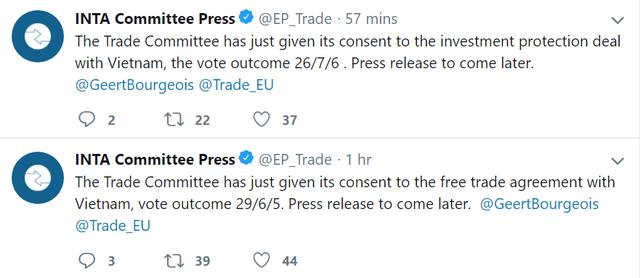 Ủy ban Thương mại EU thông qua EVFTA, người Việt sắp được mua hàng Châu Âu giá rẻ hơn - 1