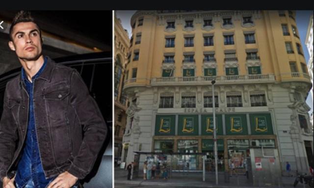 Hình ảnh ấn tượng về chuỗi siêu khách sạn của C.Ronaldo - 1