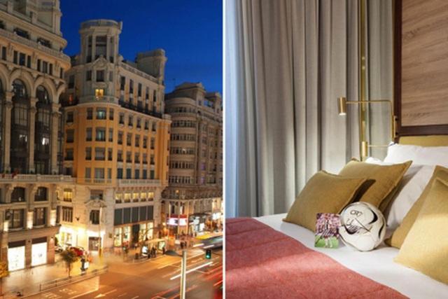 Hình ảnh ấn tượng về chuỗi siêu khách sạn của C.Ronaldo - 2