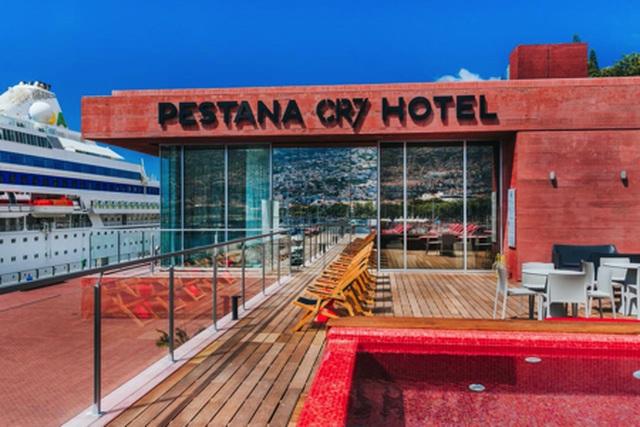 Hình ảnh ấn tượng về chuỗi siêu khách sạn của C.Ronaldo - 3
