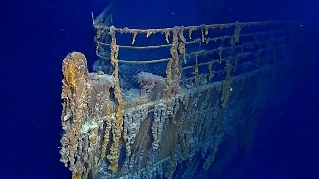 Tranh cãi việc trục vớt kho báu của tàu Titanic dưới đáy biển - 2