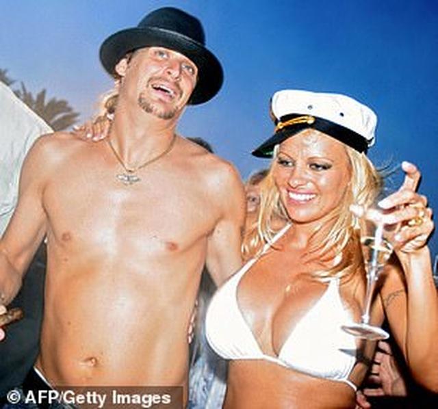 Pamela Anderson bí mật kết hôn lần thứ 5 - 6