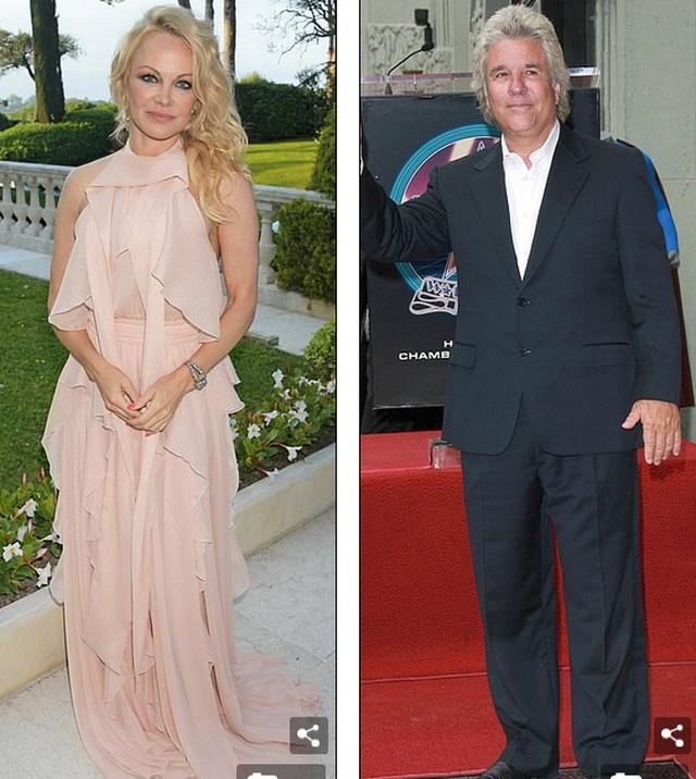 Pamela Anderson bí mật kết hôn lần thứ 5 - 1