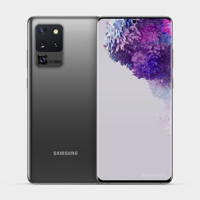 Lộ giá bán các phiên bản Galaxy S20 và Galaxy Z Flip của Samsung - 3