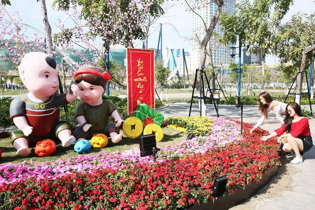 """""""Tết Canh Tý - Xuân như ý"""" tại Sun World Halong Complex - 5"""