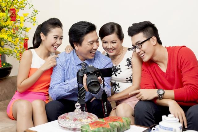 5 lựa chọn máy ảnh chụp Tết đáng cân nhắc - 1