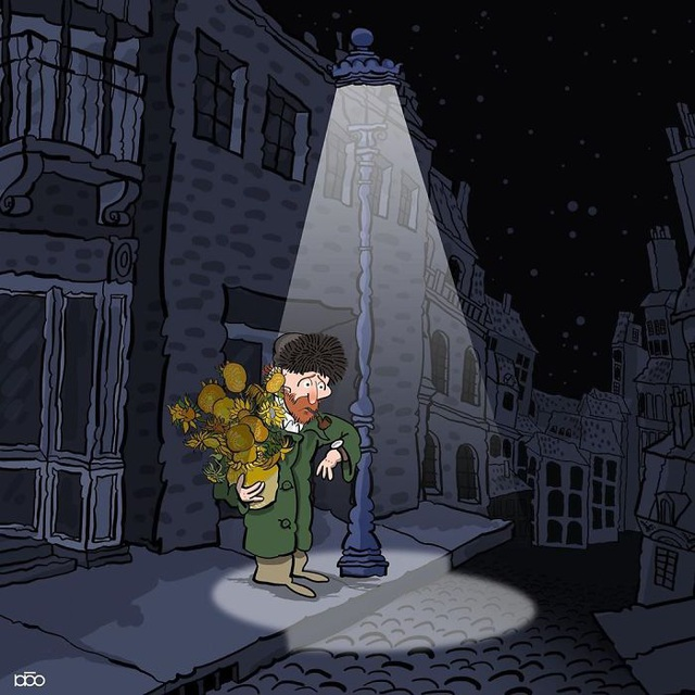 Nếu như Van Gogh có một cuộc đời đẹp đẽ và tươi vui… - 10