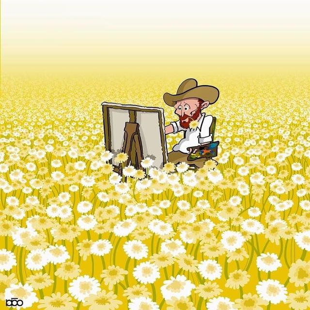 Nếu như Van Gogh có một cuộc đời đẹp đẽ và tươi vui… - 14