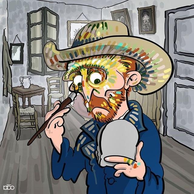 Nếu như Van Gogh có một cuộc đời đẹp đẽ và tươi vui… - 16