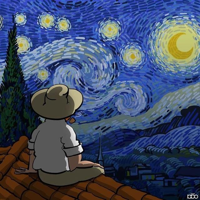 Nếu như Van Gogh có một cuộc đời đẹp đẽ và tươi vui… - 20