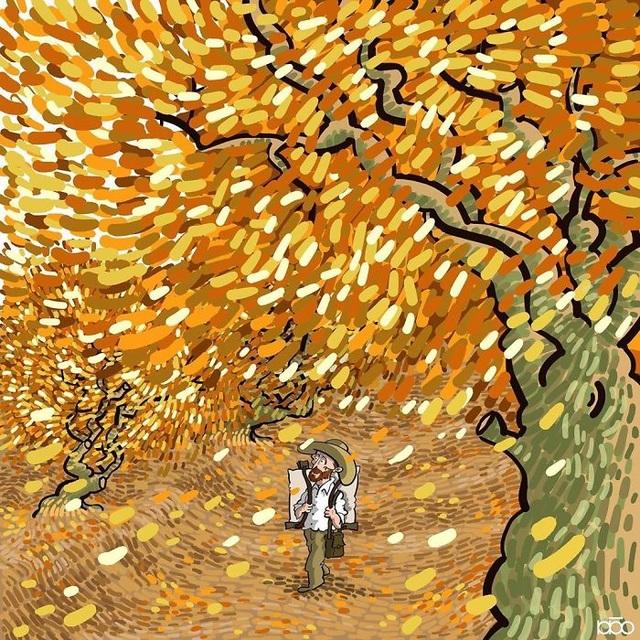 Nếu như Van Gogh có một cuộc đời đẹp đẽ và tươi vui… - 21