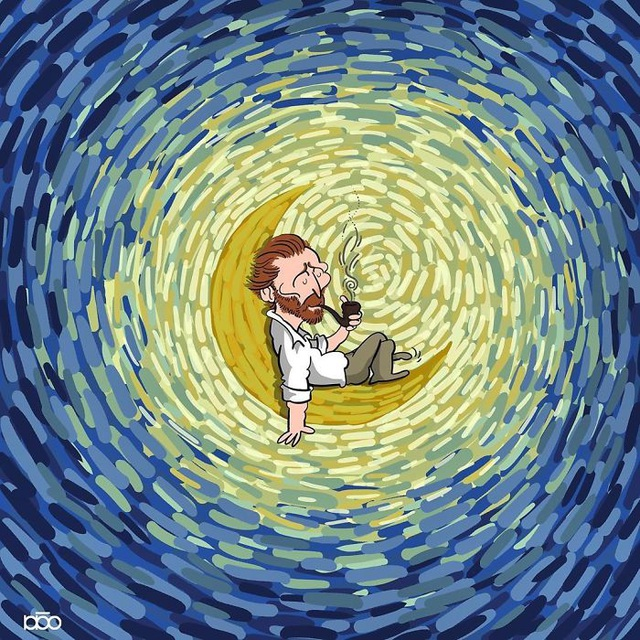 Nếu như Van Gogh có một cuộc đời đẹp đẽ và tươi vui… - 3