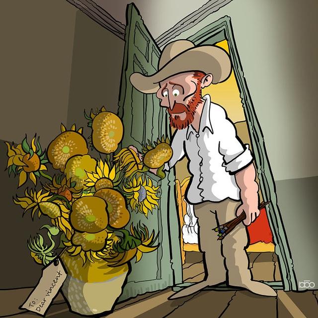 Nếu như Van Gogh có một cuộc đời đẹp đẽ và tươi vui… - 5