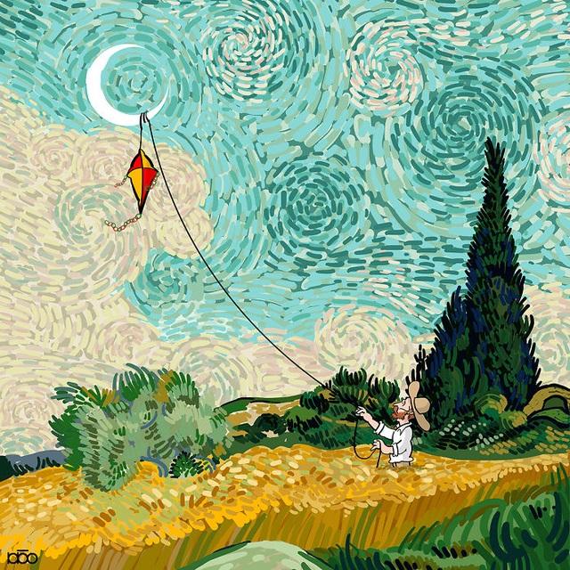 Nếu như Van Gogh có một cuộc đời đẹp đẽ và tươi vui… - 6