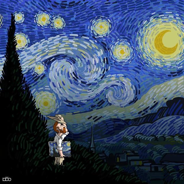 Nếu như Van Gogh có một cuộc đời đẹp đẽ và tươi vui… - 8