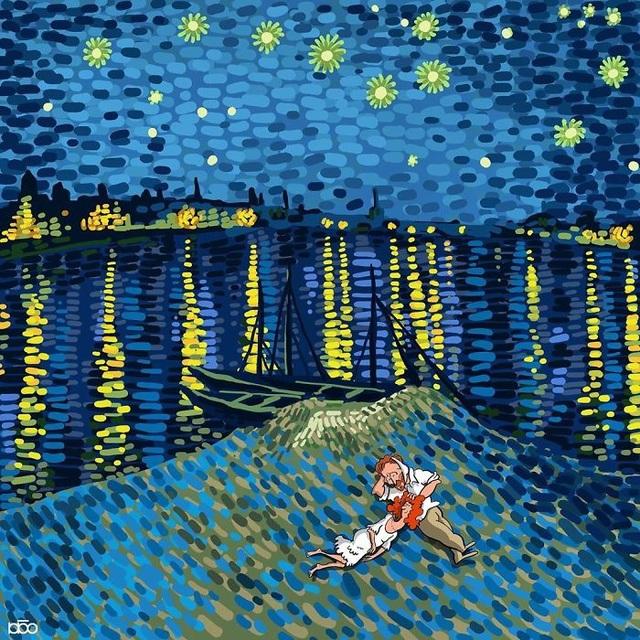 Nếu như Van Gogh có một cuộc đời đẹp đẽ và tươi vui… - 9