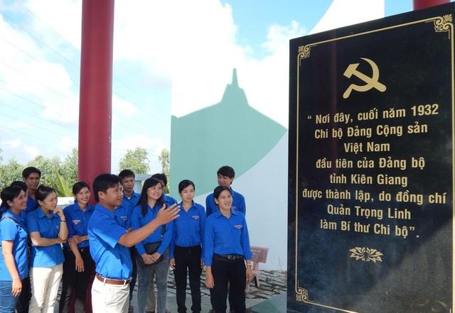 Ranh Hạt - Nơi ra đời chi bộ Đảng đầu tiên của Kiên Giang - 2