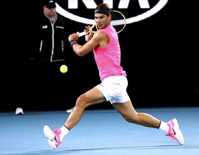 Australian Open: Nadal vững vàng vượt qua thử thách thứ hai - 1