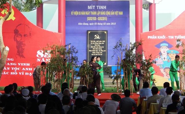 Ranh Hạt - Nơi ra đời chi bộ Đảng đầu tiên của Kiên Giang - 3