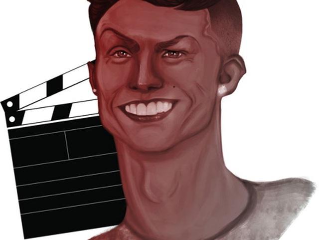 C.Ronaldo và tương lai rộng mở ở… Hollywood - 1