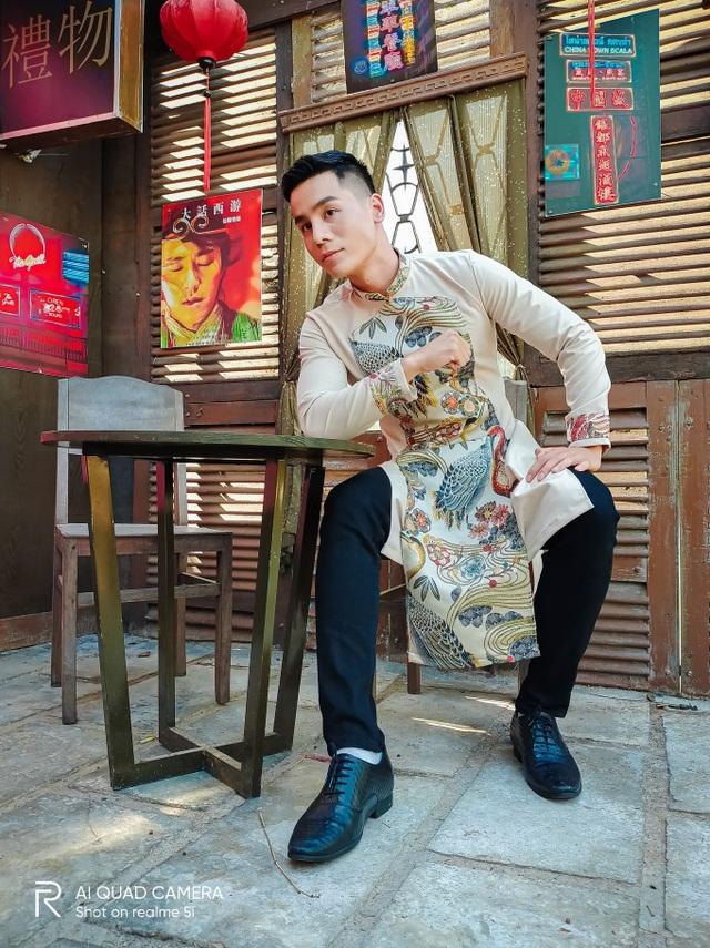 Nam vương Cao Xuân Tài gợi ý phong cách lịch lãm đón Tết - 1